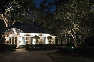 Create curb appeal with landscape lighting lavin label