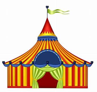 Clipart Circus Number Transparent Google Circo Tent
