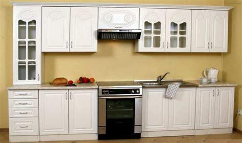 meuble de cuisine en bois pas cher modele de meuble de cuisine cuisine en image