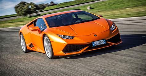 review lamborghini huracan  famous brand cars