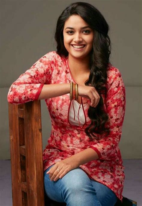 keerthi keerthi suresh pinterest  star beauty