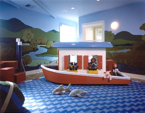 Kids Playroom Designs Ideas