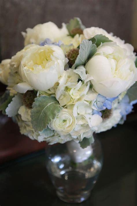 my peony and hydrangea bouquet wedding ideas pinterest
