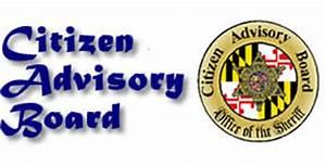 St. Mary's County Sheriff's Office - Citizens Advisory Board