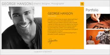 professional curriculum vitae format doc 7 creative online cv resume template for web graphic designer architect photographer