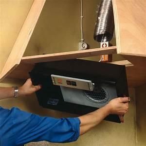 Hotte Aspirante D Angle : installation d 39 une hotte de cuisine encastr e ~ Dailycaller-alerts.com Idées de Décoration
