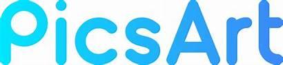 Picsart Press Logos