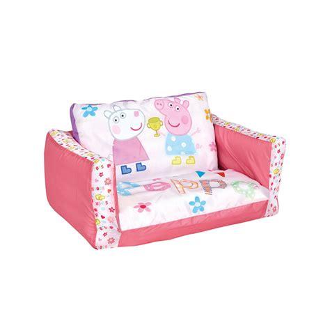 Peppa Pig Bedroom Makeover Kit by Peppa Pig Flip Out Sofa Bedroom Lounger Bed