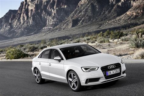 2015 Audi A3  Compact Style And Performance
