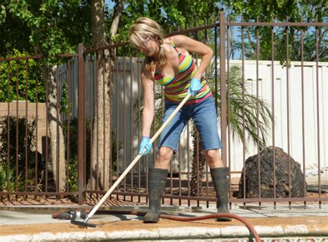 cleaning concrete patio with muriatic acid kimmie d the official do it yourself concrete staining