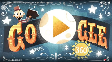 george melies google video georges m 233 li 232 s google doodle pays tribute to visionary