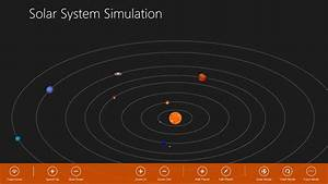2D Graphics Coursework – Solar System Simulation now on ...