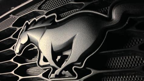 Ford Mustang Emblem Wallpaper by Mustang Emblem Wallpaper Wallpapersafari