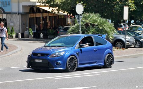 ford focus rs 2009 august 2017 autogespot