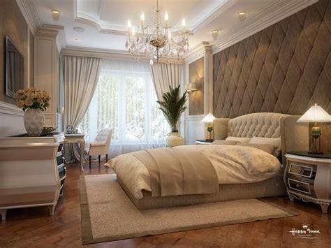 elegant luxurious master bedroom decor ideas      tufted wall  id