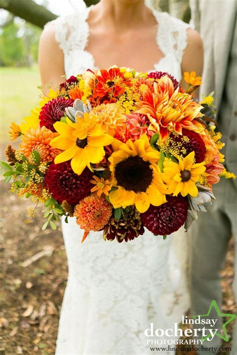 83 Best Images About Fall Wedding Flowers On Pinterest