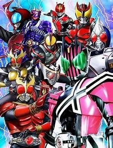 Kamen Sentai: Possiblity: Decade in Power Rangers Samurai  Kamen