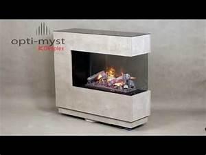 Opti Myst 3d : kominek z efektem ognia 3d zen beton opti myst youtube ~ Sanjose-hotels-ca.com Haus und Dekorationen