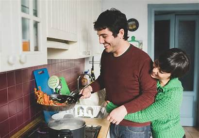Cooking Dad Parenting Rise Dealing Inauguration Stress