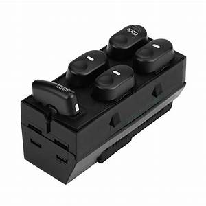 Left Driver Side Power Window Master Control Switch For