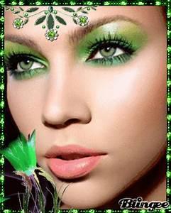 Yeux Verts Rares : ces yeux verts picture 90205126 ~ Nature-et-papiers.com Idées de Décoration