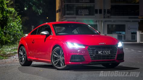 2016 Audi Tts 2.0 Tfsi Quattro, The True Three