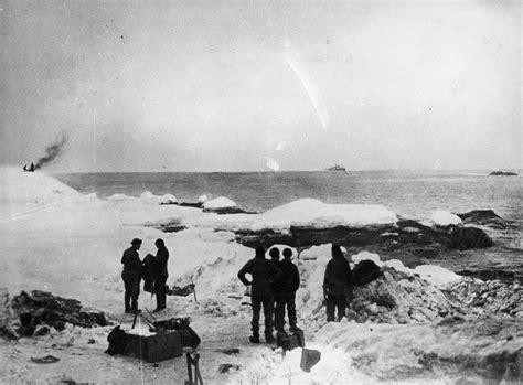 britische antarktis expedition der spiegel