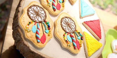 karas party ideas bohemian camping themed birthday party