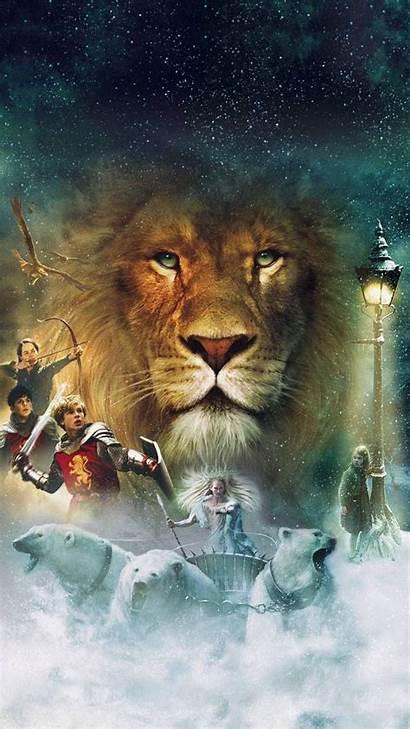 Narnia Iphone Aslan Wallpapers Chronicles Wallpaperaccess Backgrounds