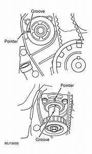 2001 Honda Accord Serpentine Belt Routing And Timing Belt Diagrams