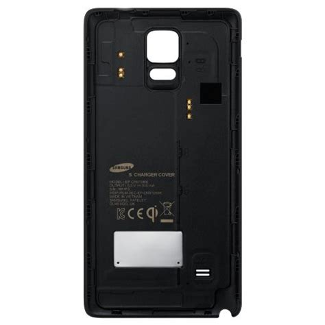 Samsung Lade Led by Samsung Lade Cover Schwarz F 252 R Samsung Galaxy Note 4