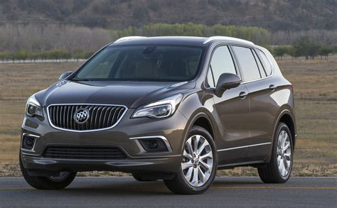 buick envision overview cargurus