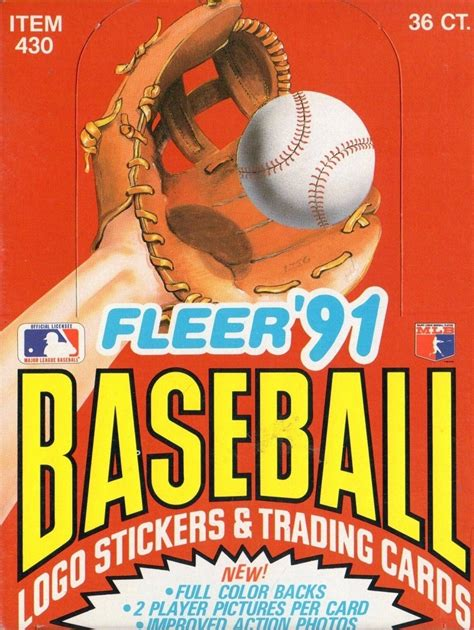 Check spelling or type a new query. 10 Most Valuable 1991 Fleer Baseball Cards | Old Sports Cards