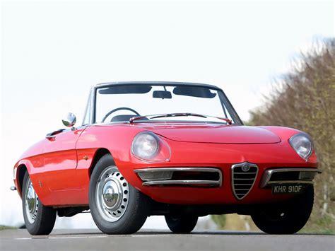 Alfa Romeo Spider Duetto (1966-1993