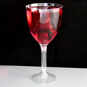Large, 2, Piece, Plastic, Wine, Glass, Box, Of, 400