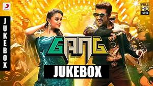Gang Telugu Jukebox | Suriya | Anirudh l Vignesh ShivN ...