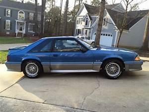 1989 Ford Mustang Gt 5 0 5spd All Original 67 245 Original
