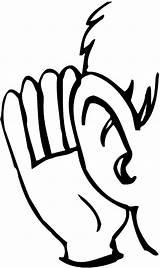 Coloring Ears Ear Listen Hear Sign Listening God Mlm Menino Escutando Leads Tudodesenhos Colorir Vindecator Clip Convert Yani Template Kidsplaycolor sketch template