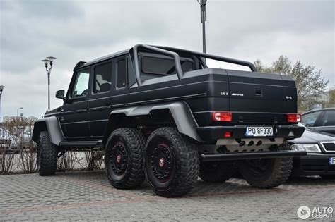 If you are a serious buyer for these types of trucks or if you would. Mercedes-Benz G 63 AMG 6x6 - 8 April 2017 - Autogespot