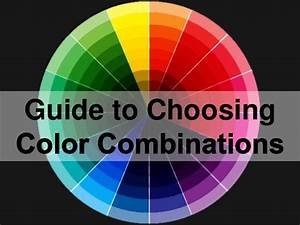 Guide To Choosing Color Combinations