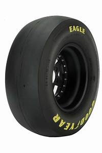 goodyear d2796 tire drag slick stock super stock 290 x With goodyear yellow letter tires