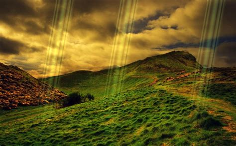 Animated Landscape Wallpaper - fantastic landscape animated wallpaper