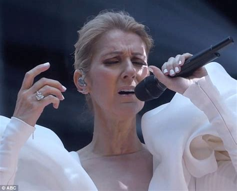 billboard awards celine dion wears 3m worth of jewelry