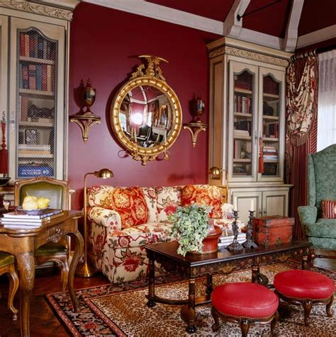 Interior Designer Charles Faudree French Flair