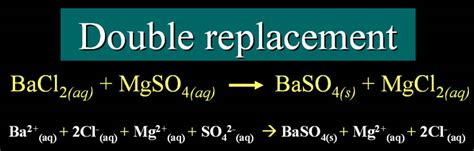 Laurie Lee Chemistry Acidbase And Double Replacement Reactions