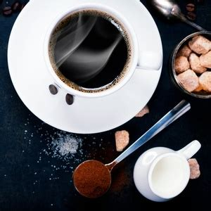 These could help you adjuncts the amaount of sugar for coffe.also metabolizability of targets. Milk and sugar add many calories to your coffee and tea   Health24