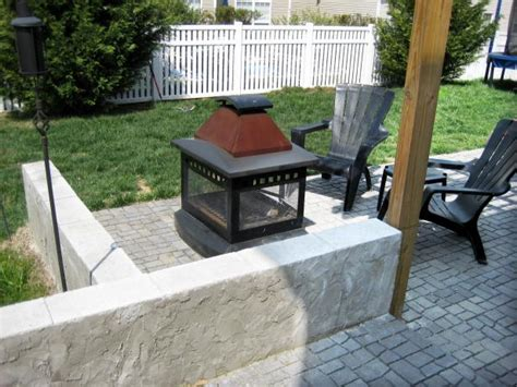 Types Of Portable Outdoor Fireplaces