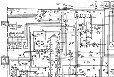 Diagram Of Sony by Sony Kv 2553mt Service Manual Schematics Eeprom