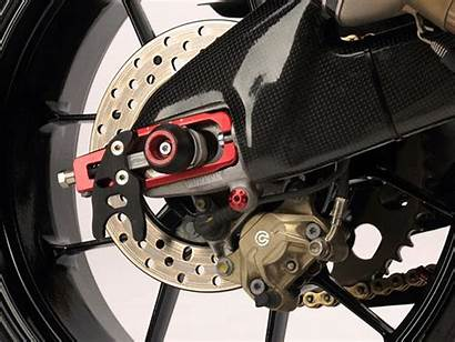 Lightech Chain Adjusters Lifters Pair Yamaha Horquilla