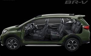 Car N Bike Expert  2016 Honda BRV Interior HD Picture